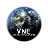logo vision natural explorer