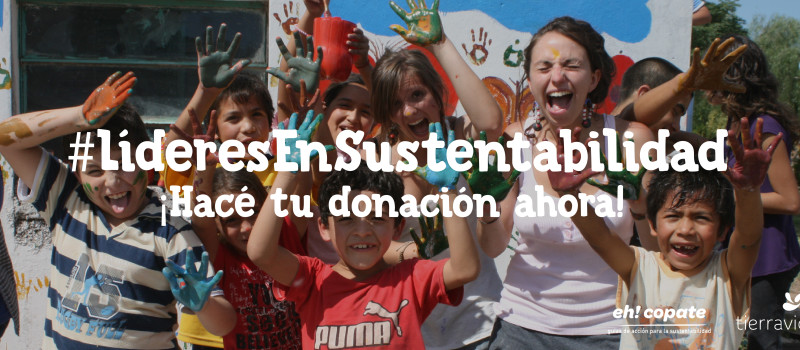 Global Giving: Ayudanos a seguir liderando proyectos sustentables
